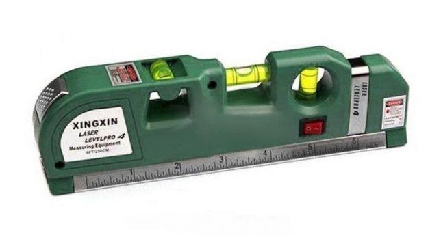 Лазерный уровень - рулетка (3 в 1) Xingxin Laser Levelpro 4