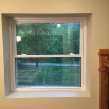 Штукатурка откоса окна