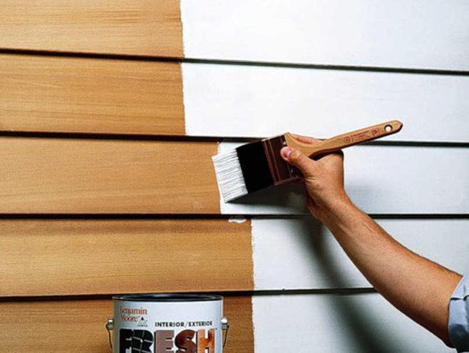 Грунтовки для обработки деревянных поверхностей