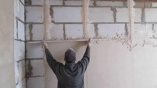 Подготовка рабочей поверхности