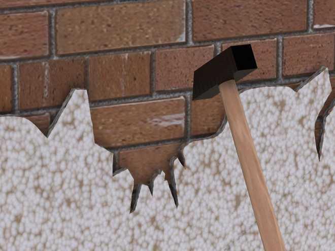 Подготовка стен под оштукатуривание