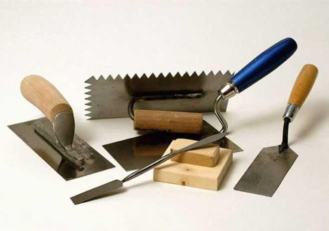 Подготовка материалов и инструментов