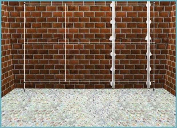 Технология выравнивания стен с использованием маяков