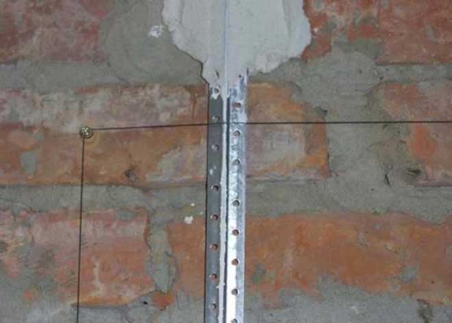 Выравнивание поверхности с использованием маяков