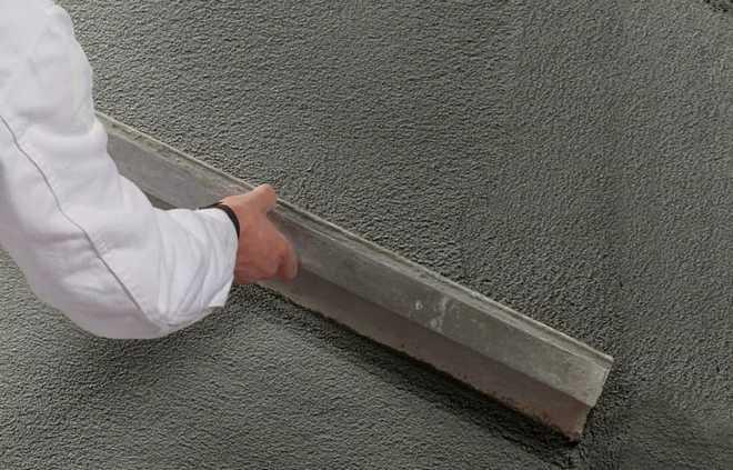 Штукатурка цементная Кнауф Грюнбанд